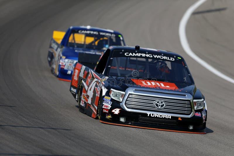 NASCAR: 05 mei Toyota-Toendra 250 royalty-vrije stock fotografie