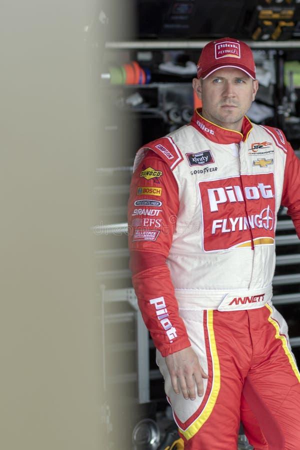 NASCAR: Mei 03 Verenigde Staalgebouwen 200 royalty-vrije stock foto's