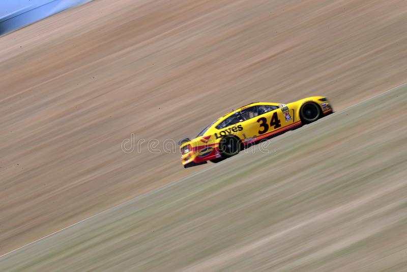 NASCAR: MERCADO 350 do 21 de junho TOYOTA/SAVE foto de stock royalty free