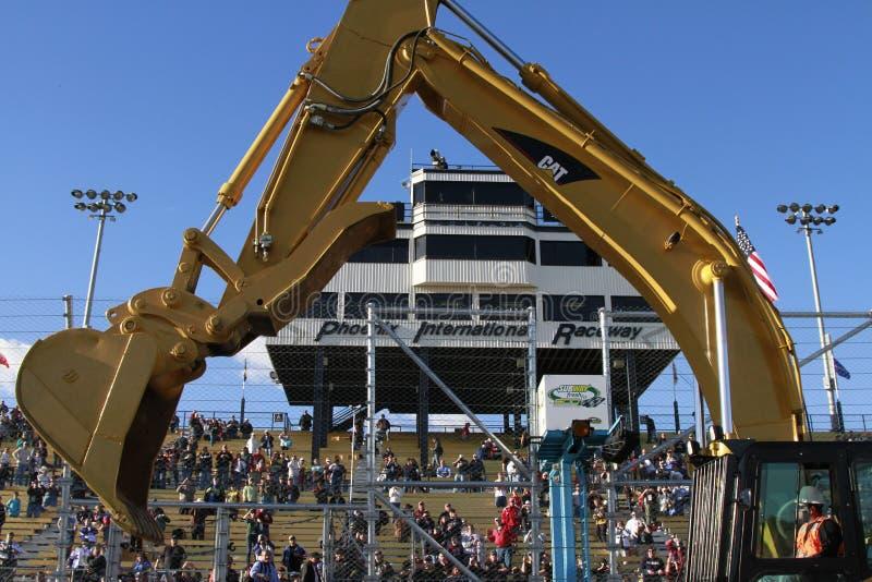 NASCAR: Misura fresca 500 del sottopassaggio del 27 febbraio fotografia stock