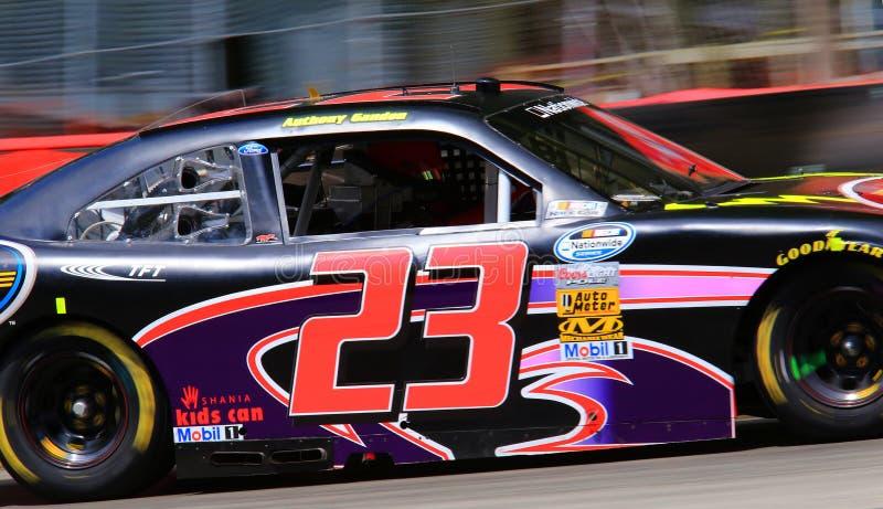 NASCAR motorsports zdjęcia stock