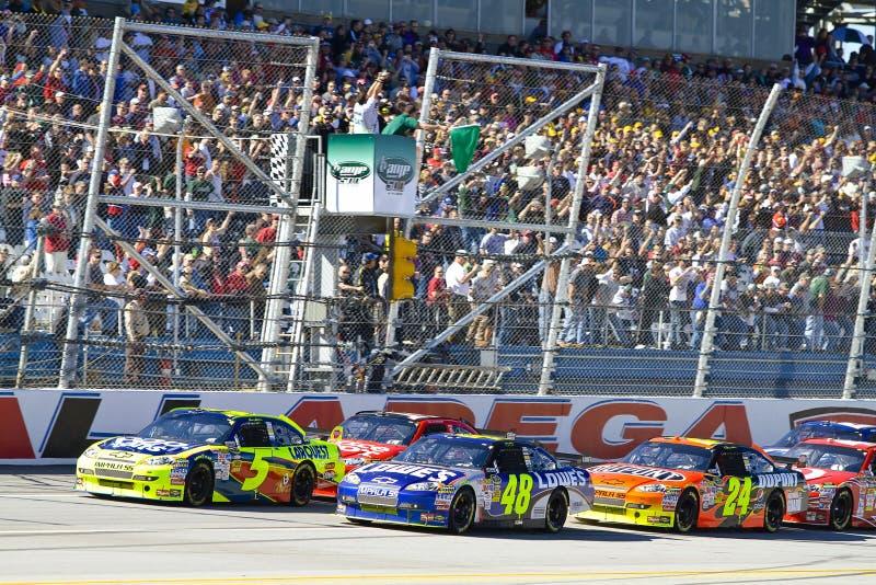 NASCAR:  November 01 Amp Energy 500 Editorial Photography