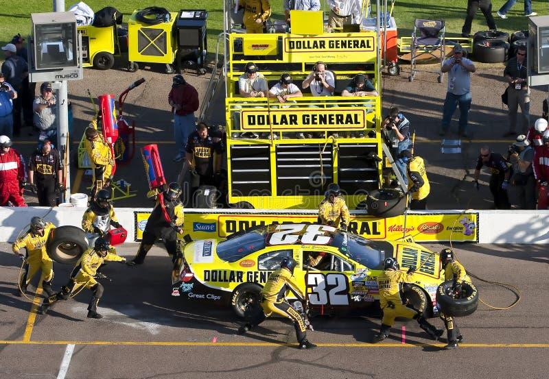 NASCAR: November 14 Able Body Labor 200 royalty free stock photos