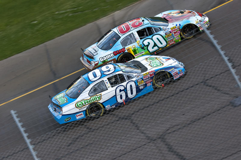 NASCAR:  November 14 Able Body Labor 200