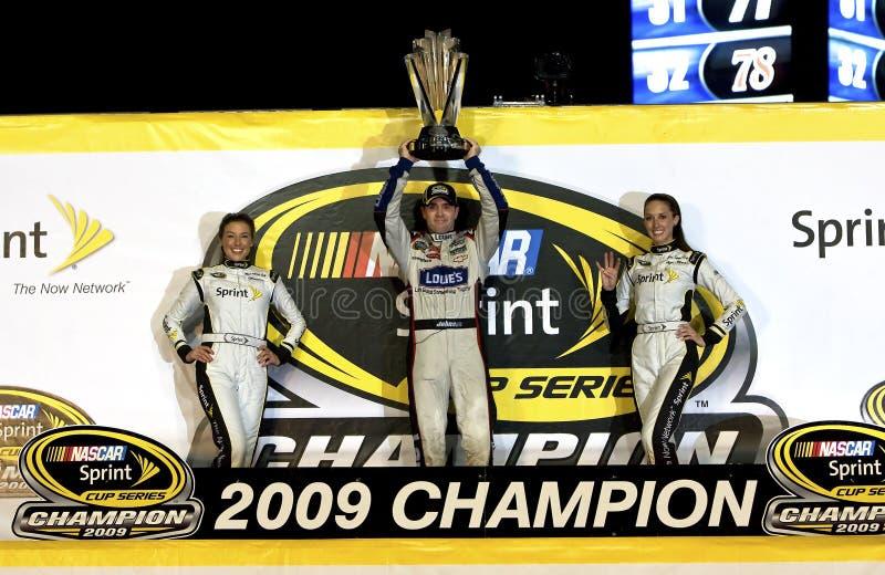NASCAR: November 22 Ford 400 royalty free stock photography