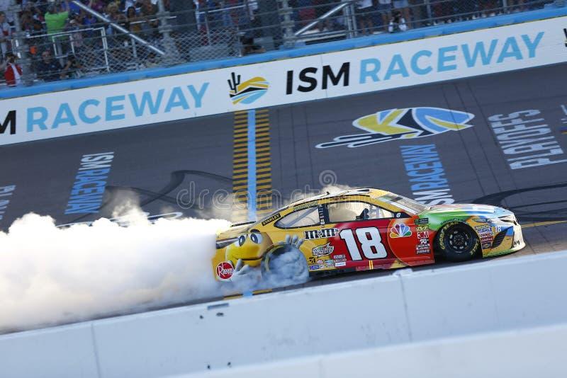 NASCAR: 11 november kunnen-Am 500k stock afbeeldingen