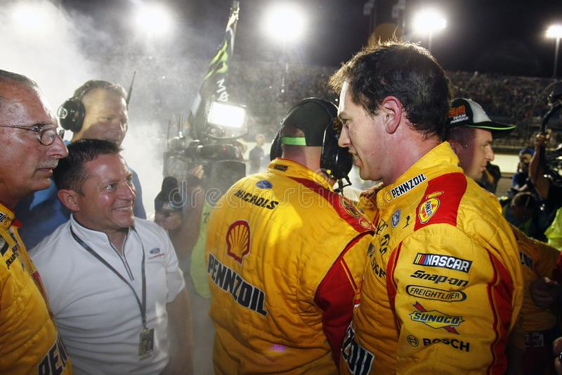 NASCAR : 18 novembre Ford 400 image stock