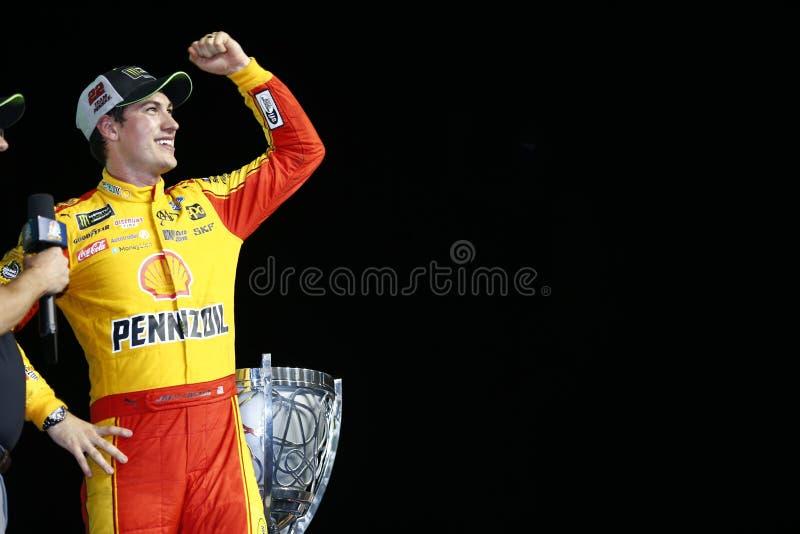 NASCAR : 18 novembre Ford 400 photo stock