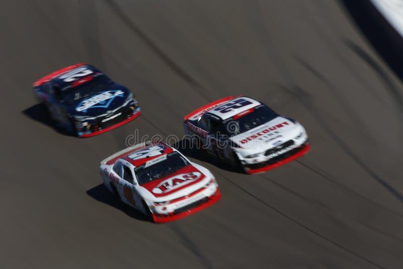 NASCAR: O 10 de novembro Whelen confiou para executar 200 fotografia de stock royalty free