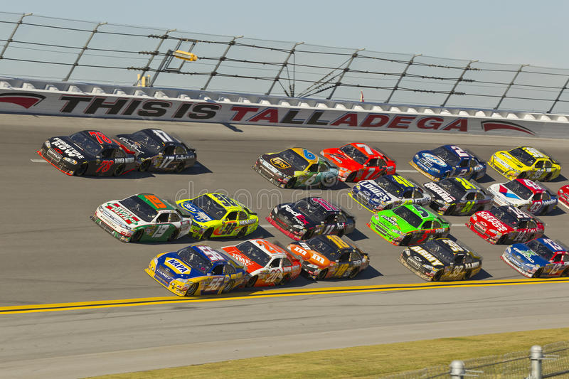 NASCAR:  Oct 31 AMP Energy Juice 500 Editorial Stock Image