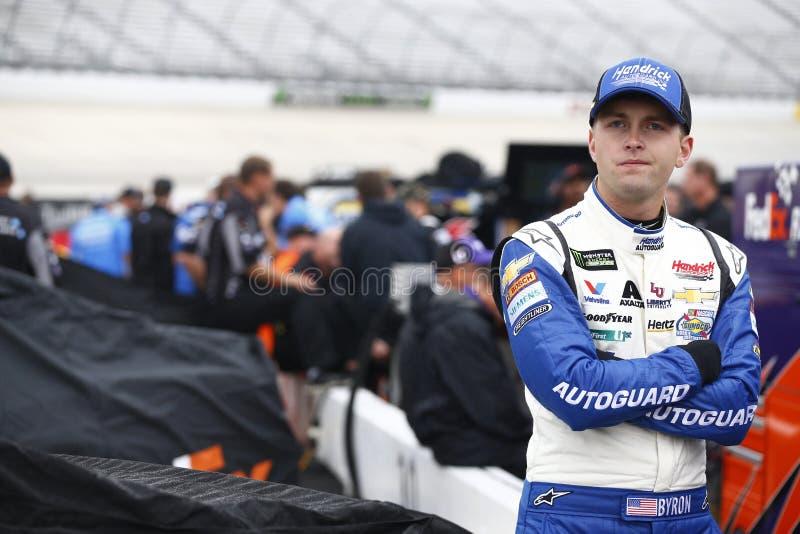 NASCAR: 05 oktober Gander in openlucht 400 royalty-vrije stock foto's