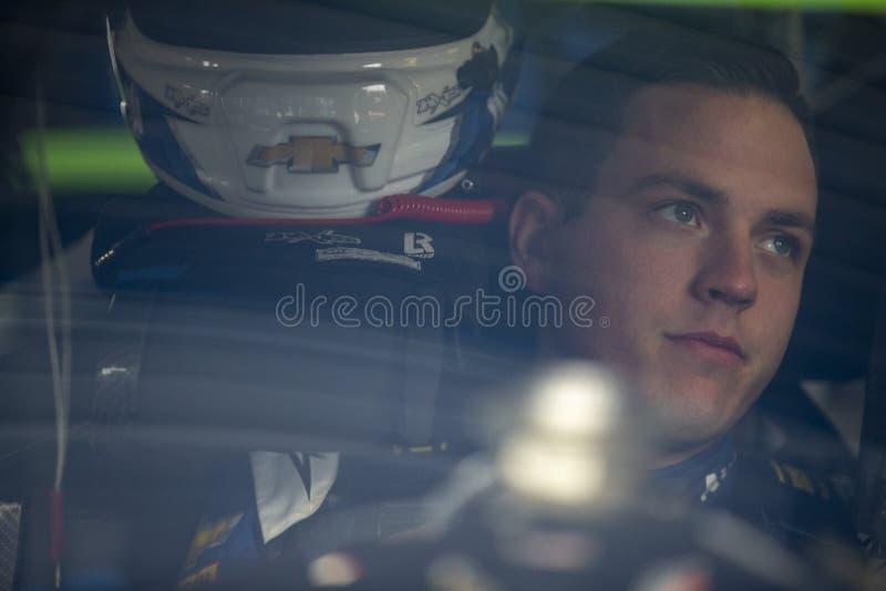 NASCAR: 19 oktober Hollywood-Casino 400 stock afbeeldingen