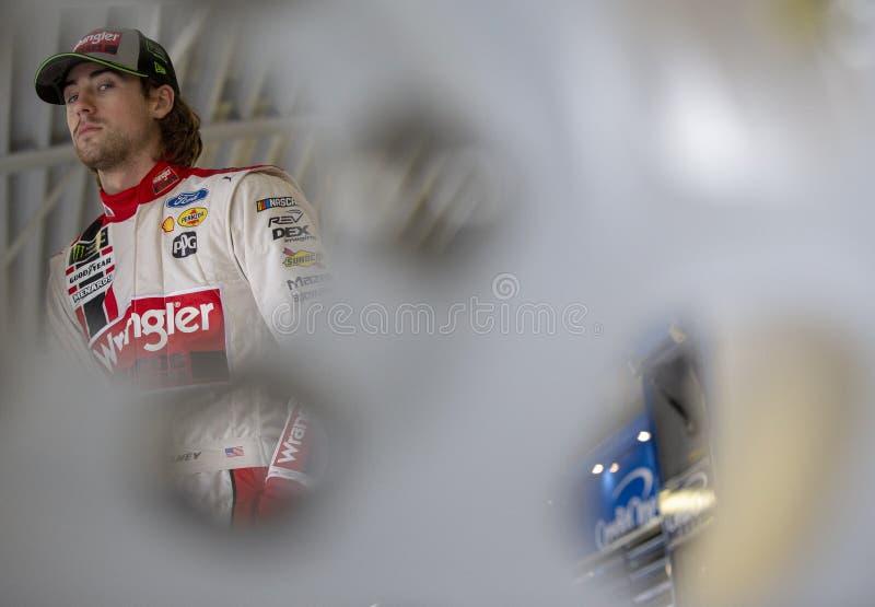 NASCAR: 19 oktober Hollywood-Casino 400 royalty-vrije stock fotografie