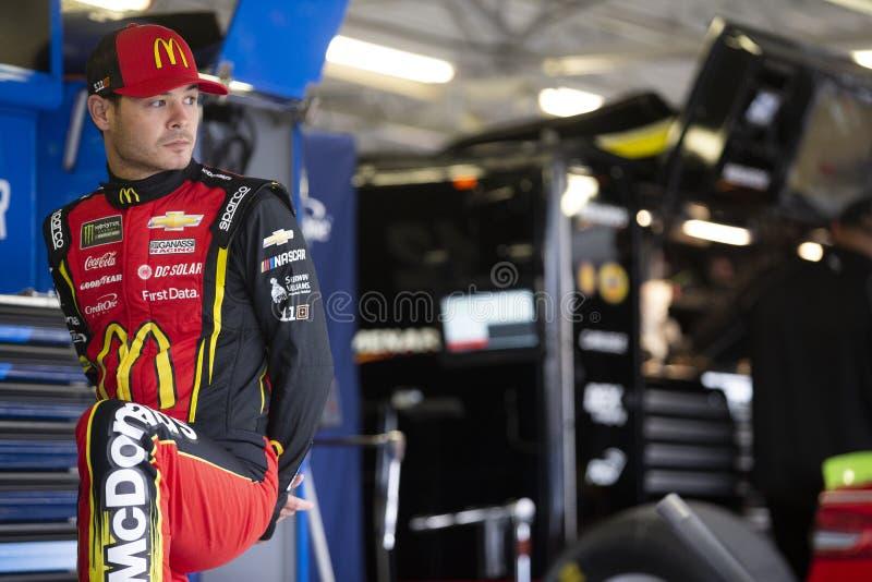 NASCAR: 19 oktober Hollywood-Casino 400 royalty-vrije stock afbeeldingen