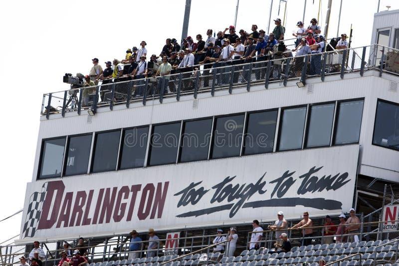 NASCAR: Olio sintetico 200 di porpora reale del 7 maggio fotografie stock