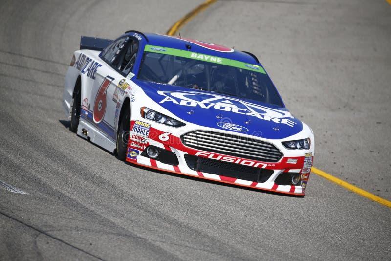 NASCAR: Proprietários 400 de Toyota do 24 de abril foto de stock royalty free