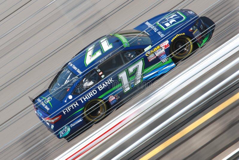 NASCAR: Proprietários 400 de Toyota do 24 de abril foto de stock