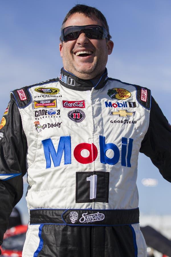 NASCAR: Proprietários 400 de Toyota do 24 de abril imagens de stock