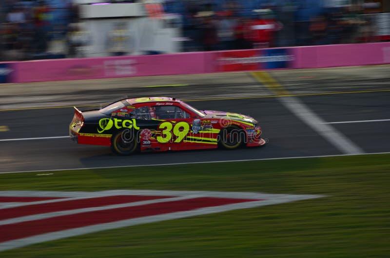 NASCAR Rennen lizenzfreie stockfotografie
