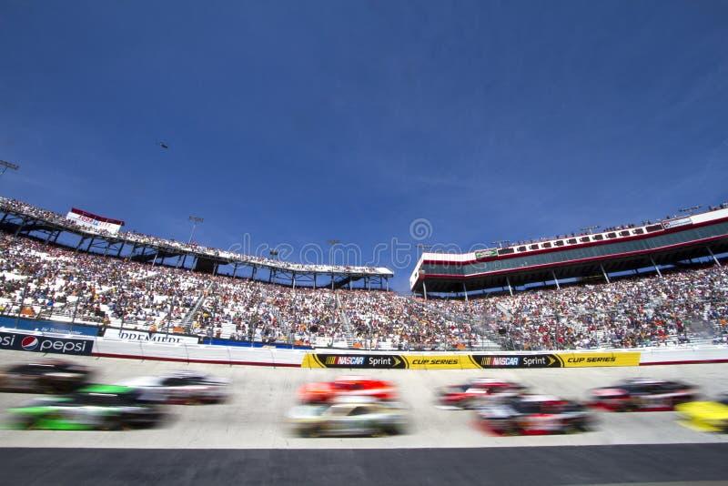 NASCAR: Seme 300 del 19 marzo Scotts EZ fotografie stock libere da diritti