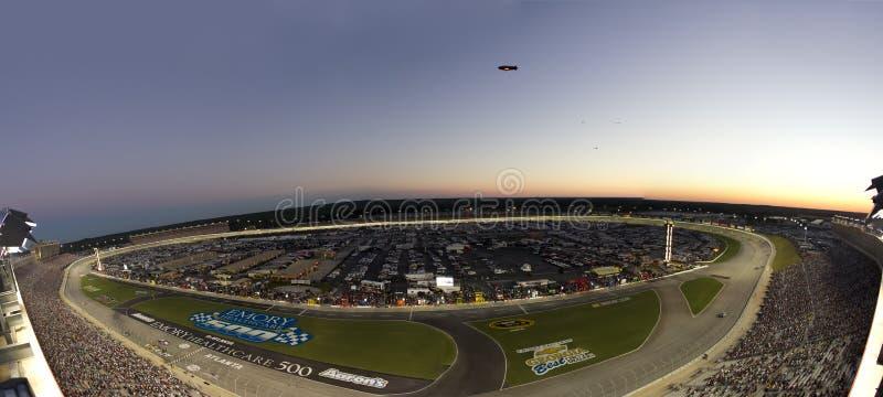 NASCAR: Sep 05 Emory Healthcare 500 stock photo