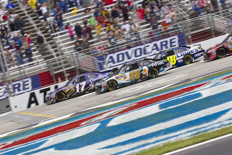 Download NASCAR:  Sep 06 Advocare 500 Editorial Stock Photo - Image: 21045218