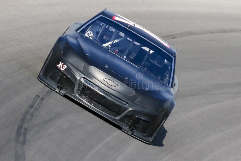 NASCAR: September 16 NASCAR prov fotografering för bildbyråer