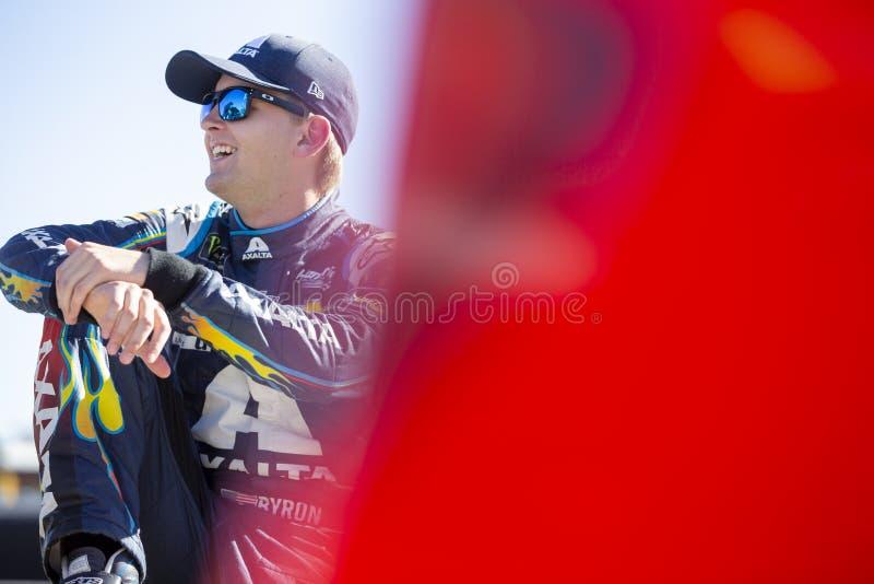 NASCAR: 14 september Zuidenpunt 400 stock afbeelding