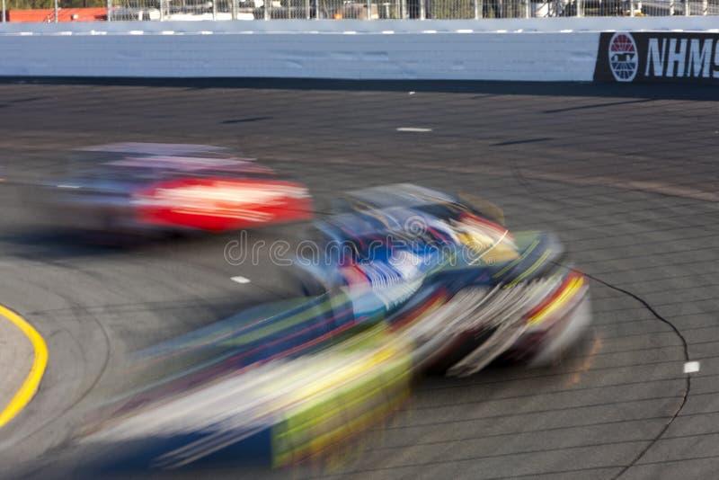 NASCAR: Setembro 20 Sylvania 300 imagem de stock royalty free