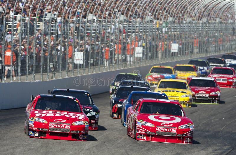 NASCAR: Setembro 20 Sylvania 300 fotografia de stock