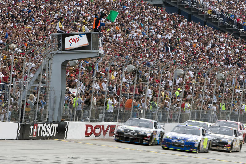 NASCAR: Setembro 27 AAA 400 foto de stock