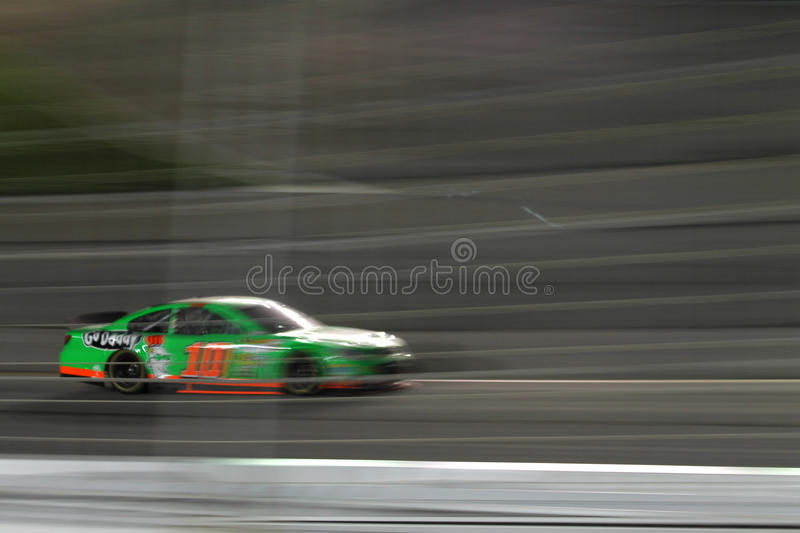 Nascar Sprint Cup-Danica Patrick royalty free stock photos
