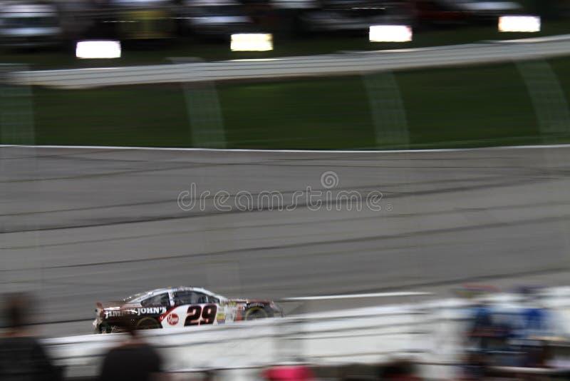 Nascar Sprint Kevin Harvick obraz stock