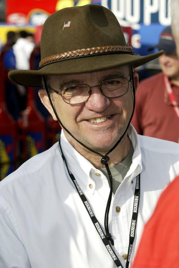 NASCAR Team Owner Jack Roush foto de stock