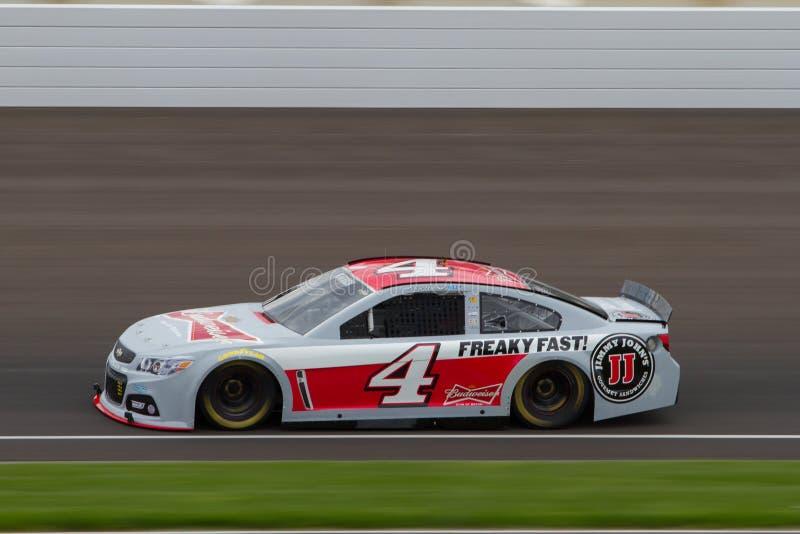 NASCAR test zdjęcia royalty free