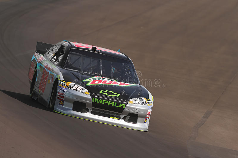 NASCAR Testing royalty free stock images