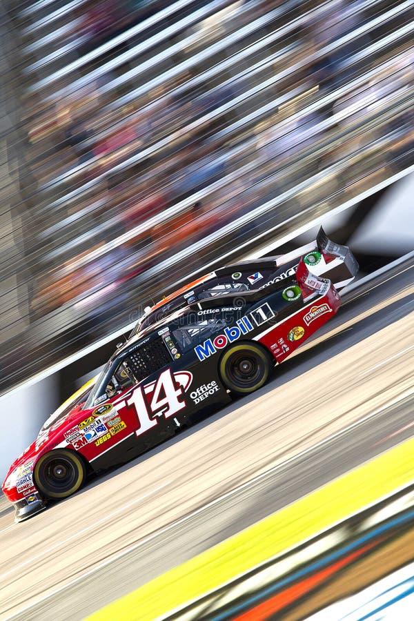 NASCAR: Texas Tony Stewart foto de stock royalty free