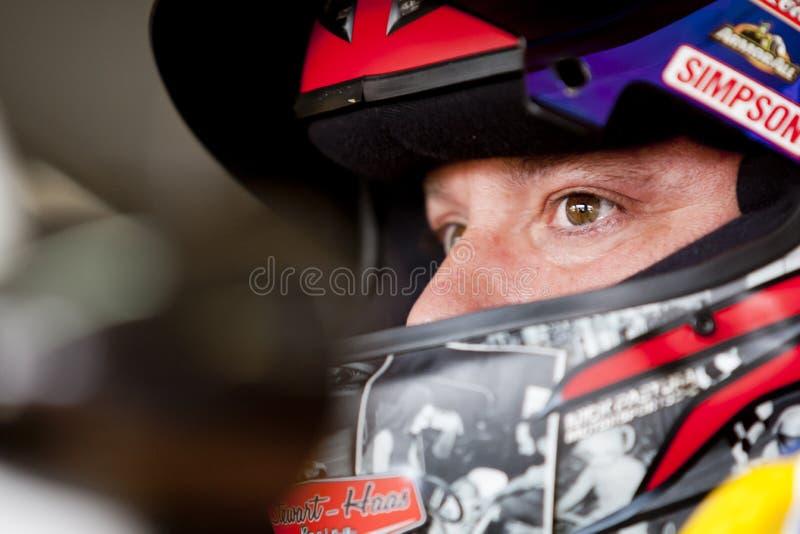 NASCAR: Tony Stewart fotos de stock royalty free