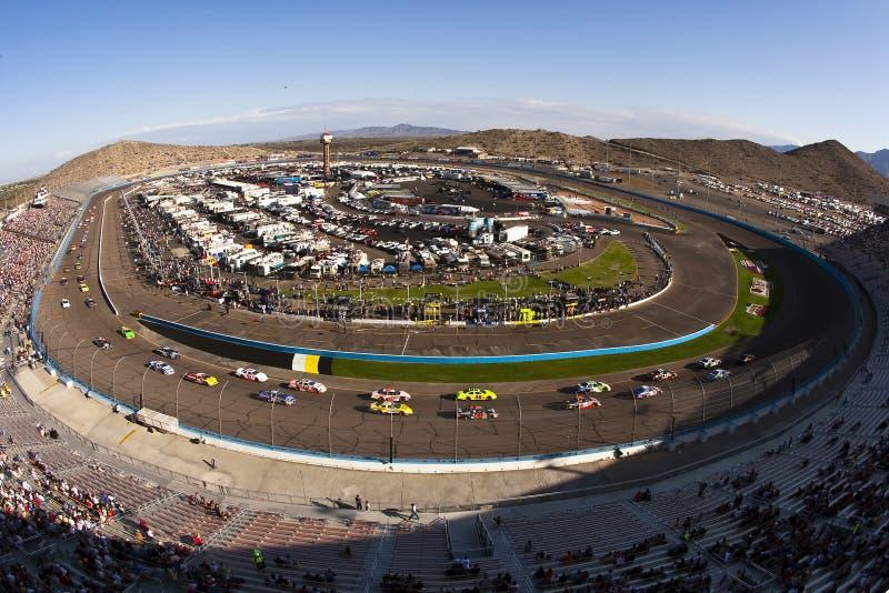 NASCAR: Trabalho capaz 200 do corpo novembro de 14 imagens de stock royalty free