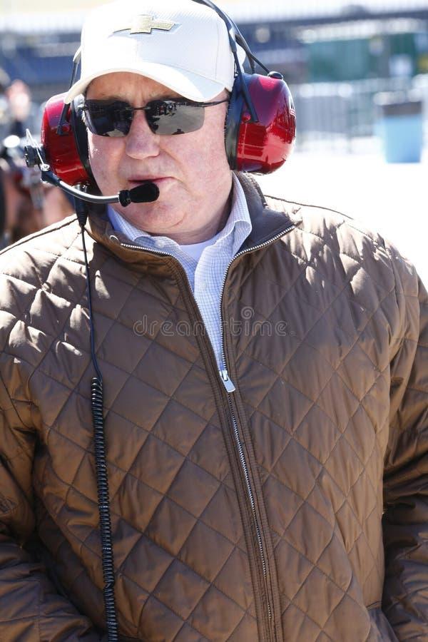 NASCAR: Veck för mars 03 av heder QuikTrip 500 fotografering för bildbyråer