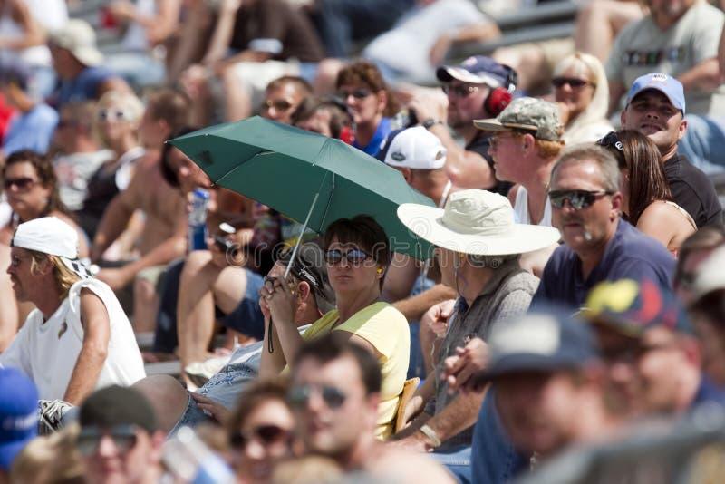 NASCAR: Ventilators Allstate 400 bij Brickyard royalty-vrije stock afbeelding