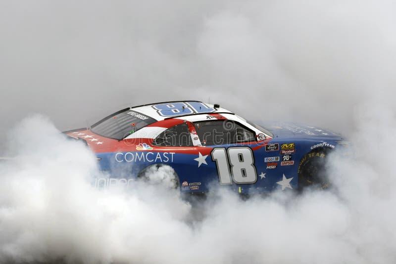 NASCAR: Verde 250 de Pocono do 2 de junho imagens de stock