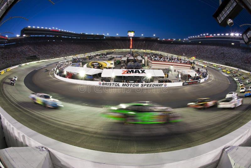 NASCAR : Ville 250 de nourriture du 20 août photos stock
