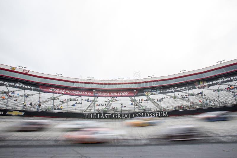 NASCAR : Ville 500 de nourriture du 16 avril image libre de droits