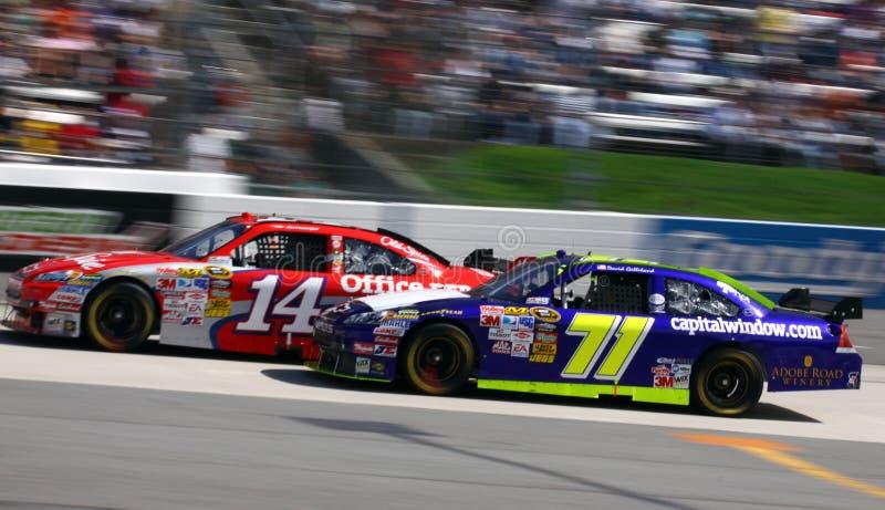 NASCAR - Vitesse ! image stock