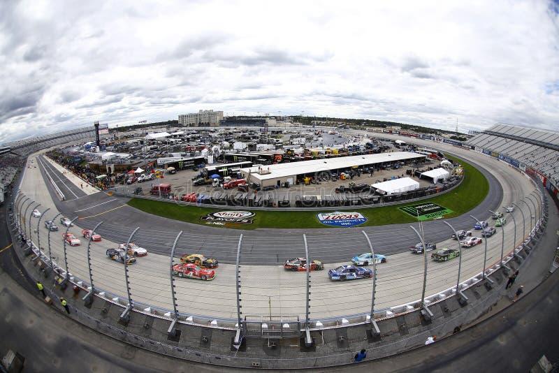 NASCAR: Września 30 Use Twój melon Przejażdżka Trzeźwieje 200 zdjęcia stock