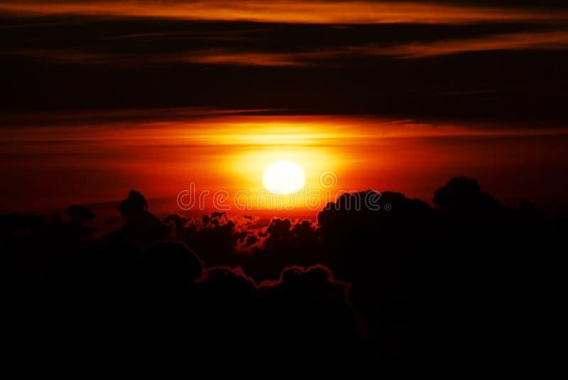 Nascer do sol foto de stock royalty free