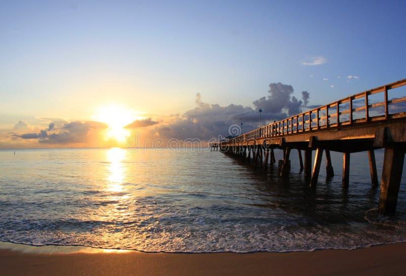 Nascer do sol de Florida