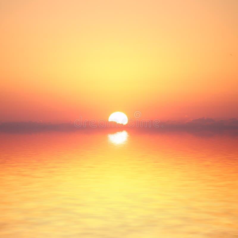 Download Nascer do sol do oceano foto de stock. Imagem de manhã - 29839024