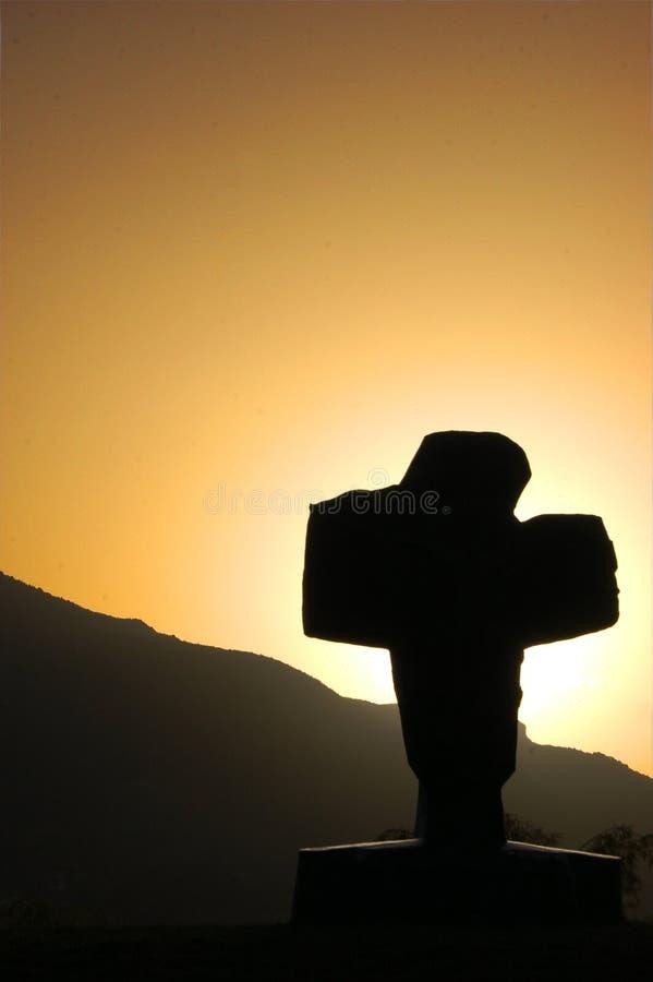 Nascer do sol no lago Rama foto de stock